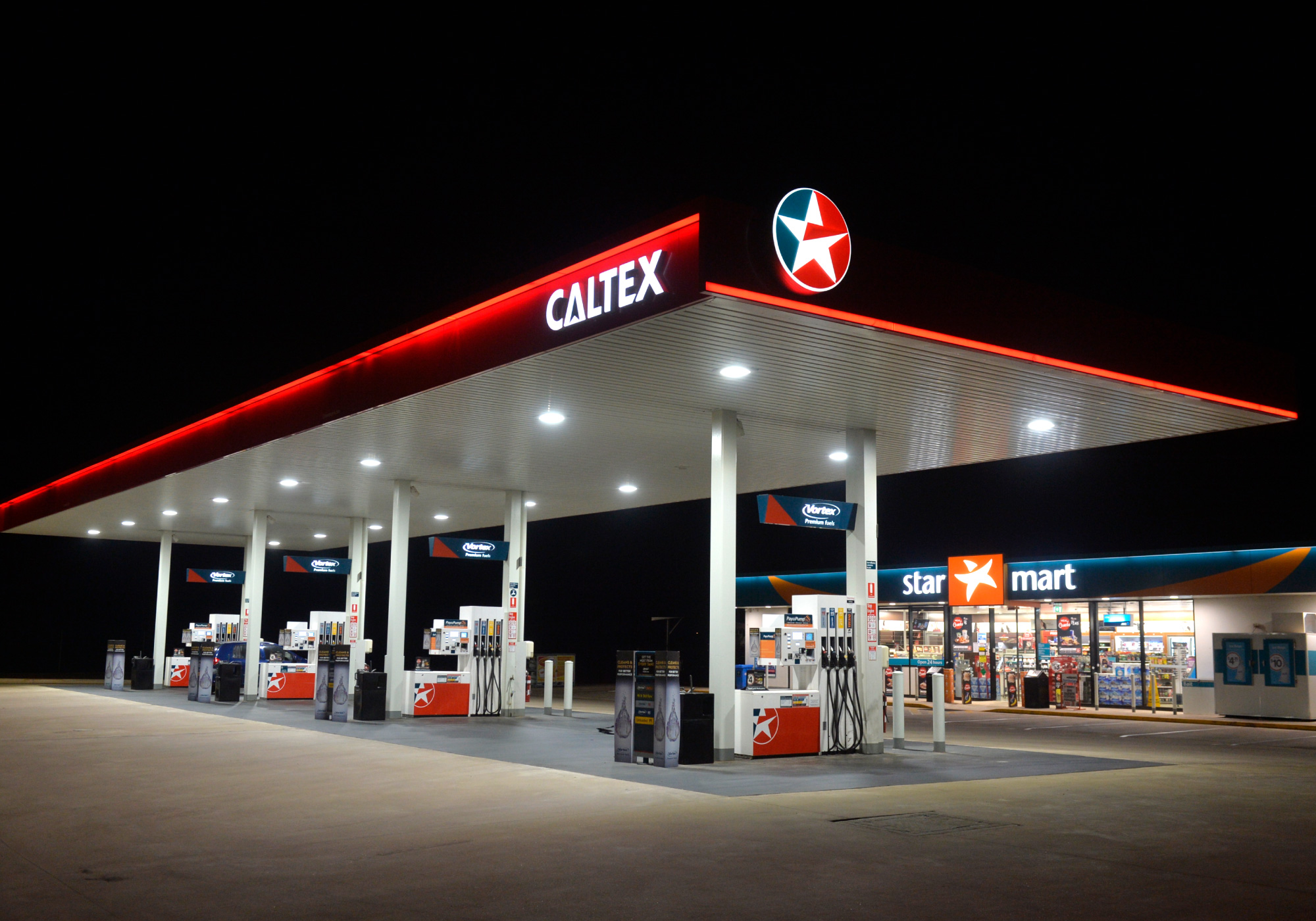 Northern-Territory-Electrical-Group-Project-Caltex-Service-Station